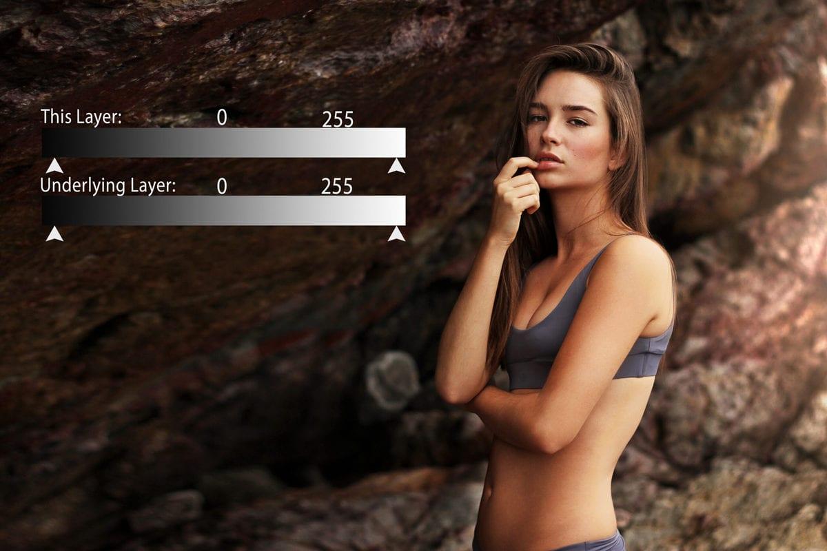 The Blend If Sliders – Advanced Photoshop Blending Tools