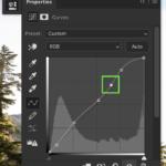 photoshop curves adjustment layer