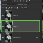 how to make a photo black and white except one colour