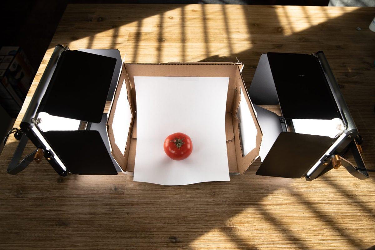 diy light box project for creative photo ideas