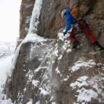 ice climbing white balance example