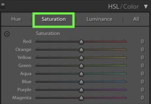 Saturation-in-HSL-Adjustment