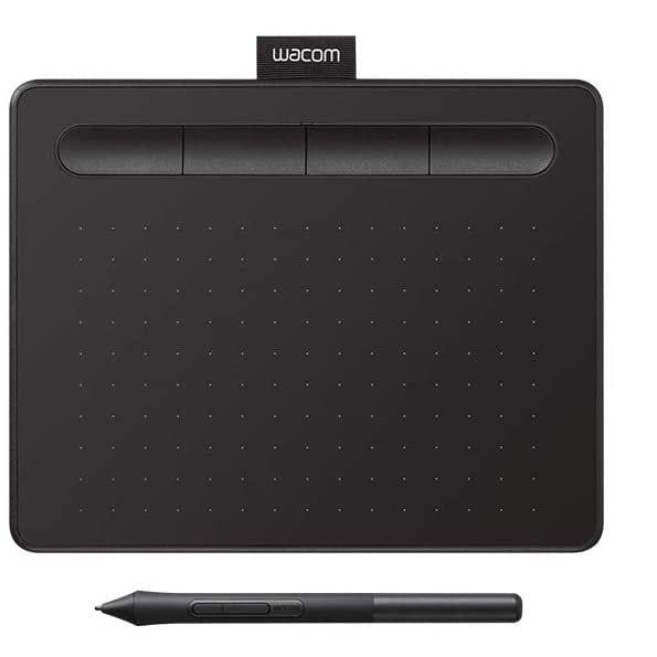 wacom intuos CTL4100 editing tablet