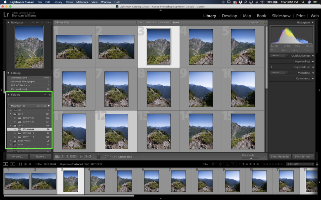Where-to-find-imported-lightroom-files
