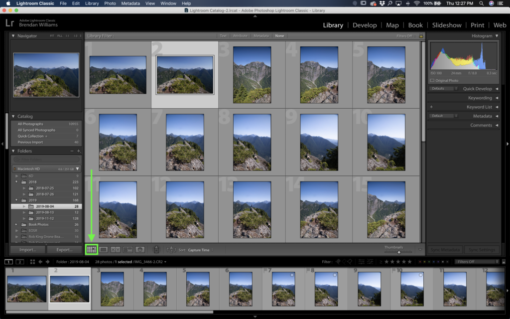 grid-view-in-lightroom-library
