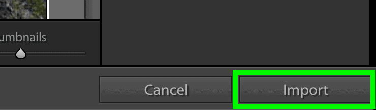 import-button-in-lightroom