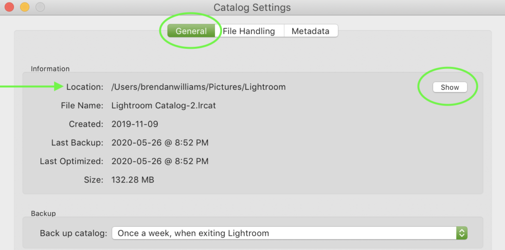 how-to-find-lightroom-catalog-location