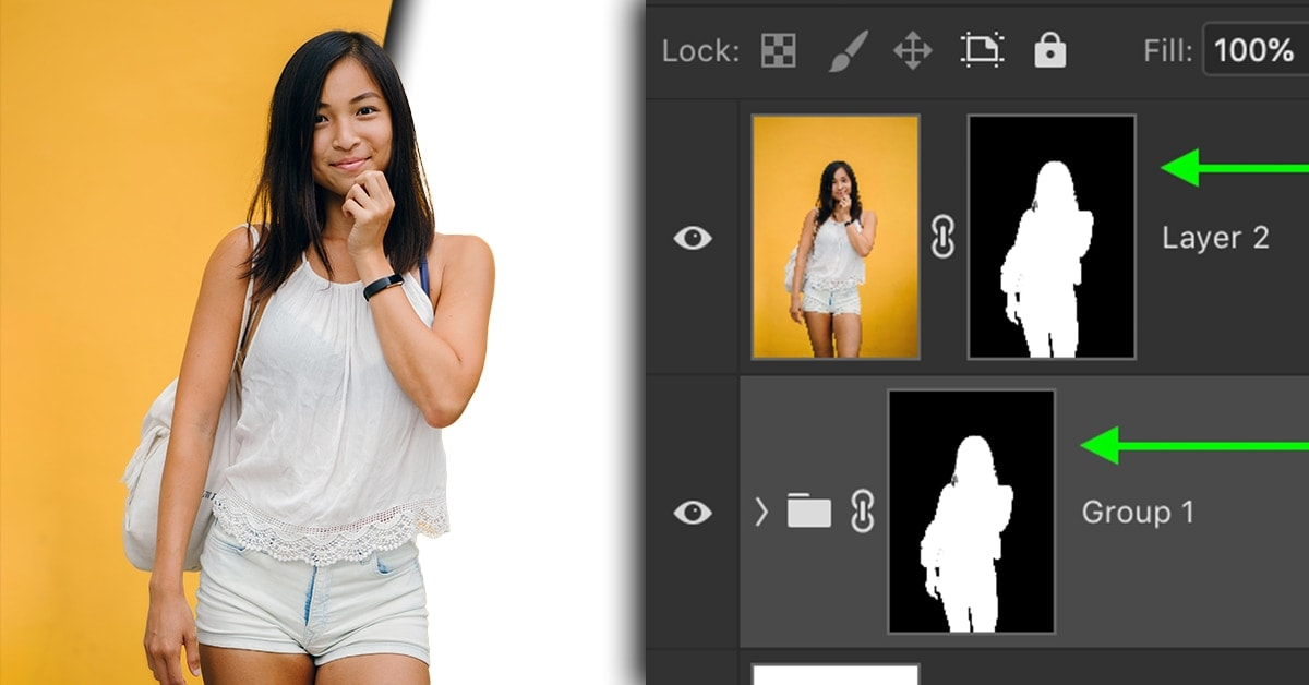 How To Duplicate Or Move Layer Masks In Photoshop