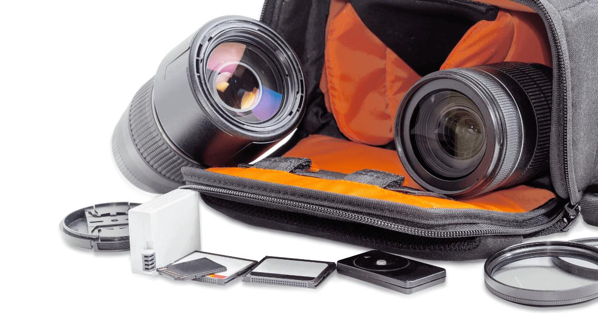 How To Organize Your Camera Bag