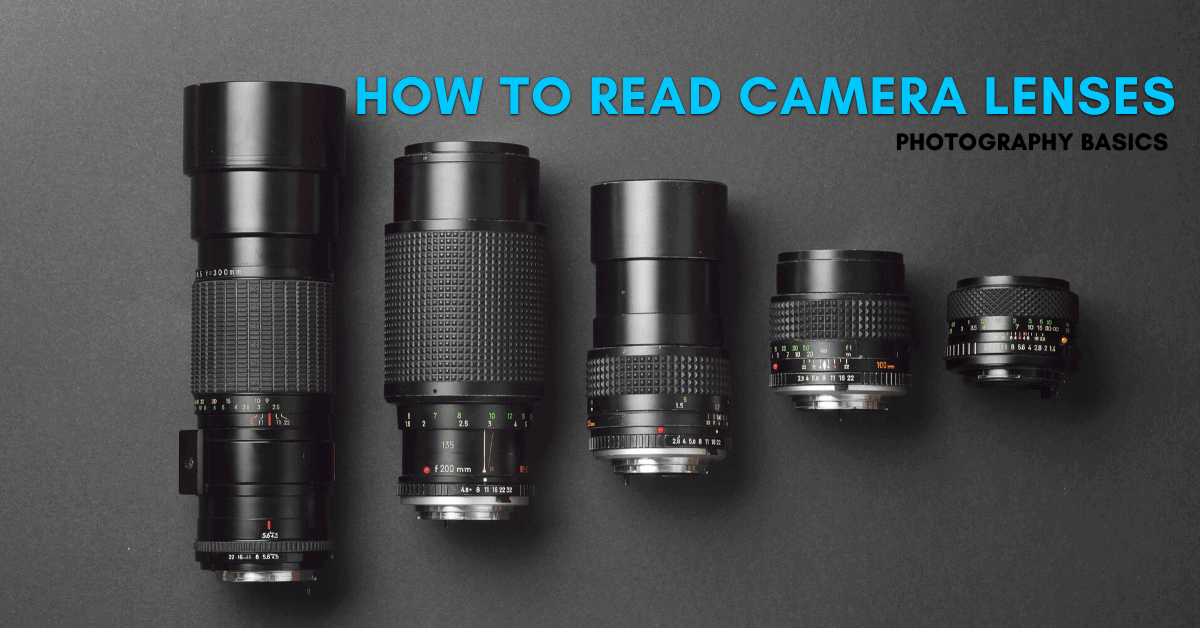 What Do The Numbers On A Camera Lens Mean?