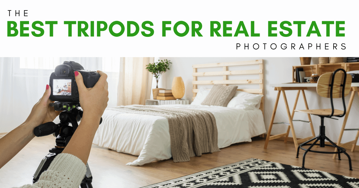 The Best Tripod For Real Estate Photography (10 Top Picks)