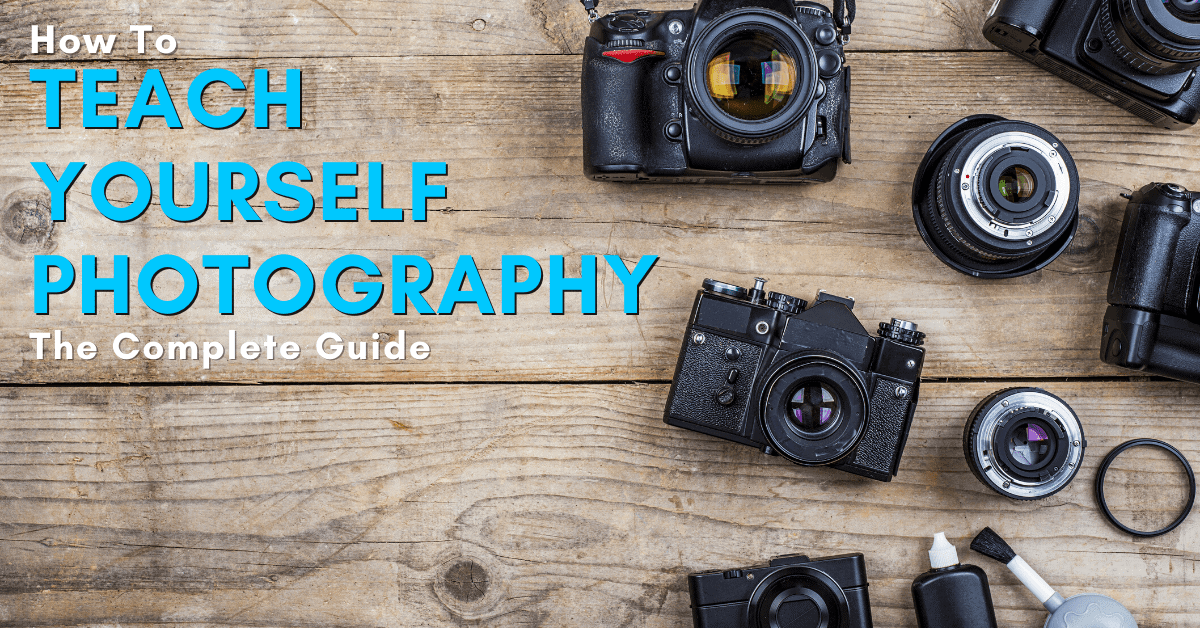 How To Get Started In Photography – The Complete Guide