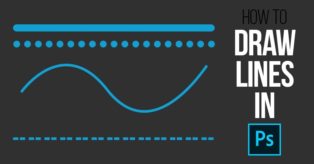 How To Draw Lines In Photoshop – 3 Easy Ways