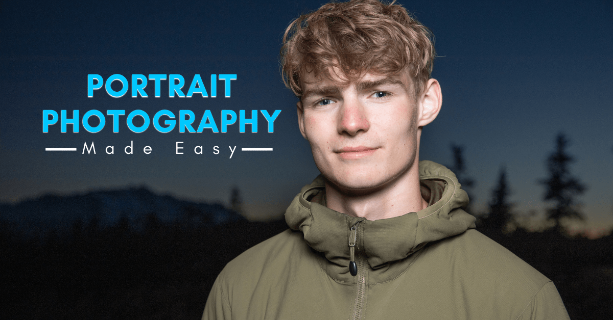 The Best Camera Settings For Portrait Photography (Made Easy!)