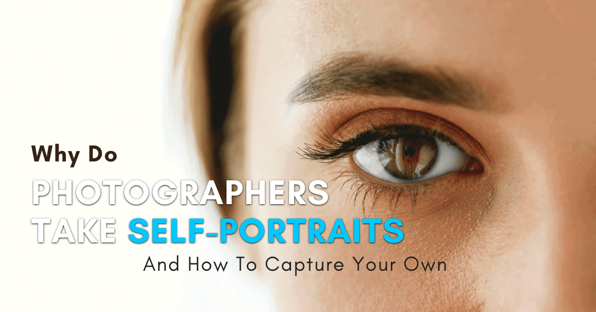 How Do Photographers Take Pictures Of Themselves?