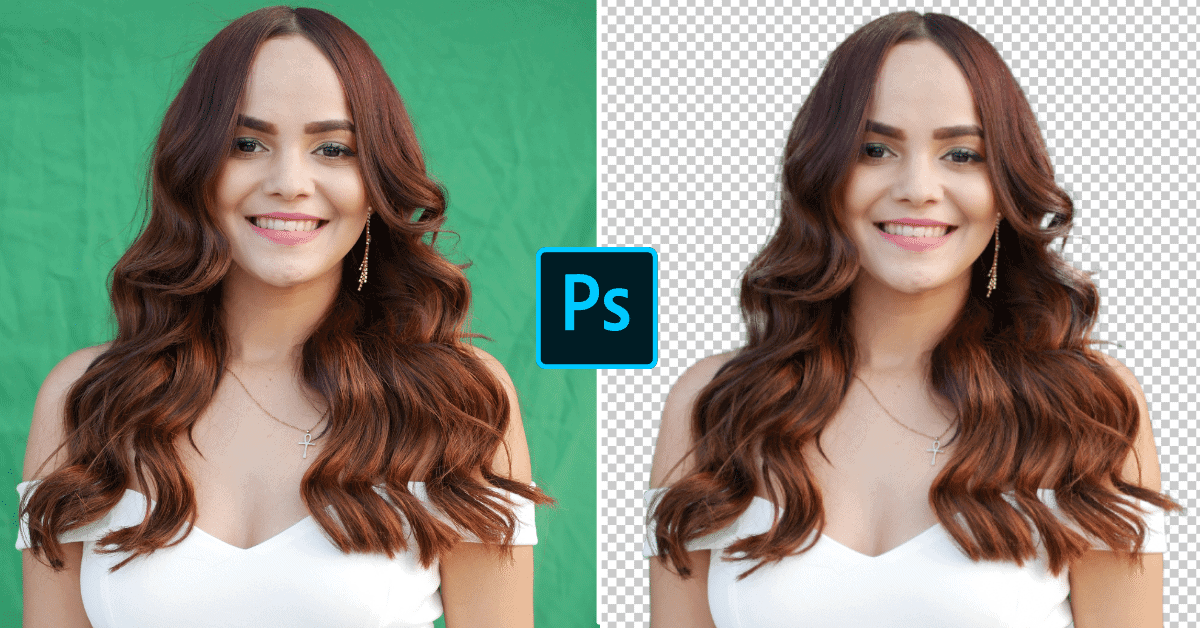How To Remove Green Screen Backgrounds In Photoshop