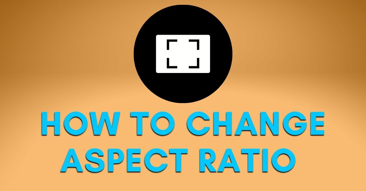 How To Change The Aspect Ratio Of An Image In Photoshop