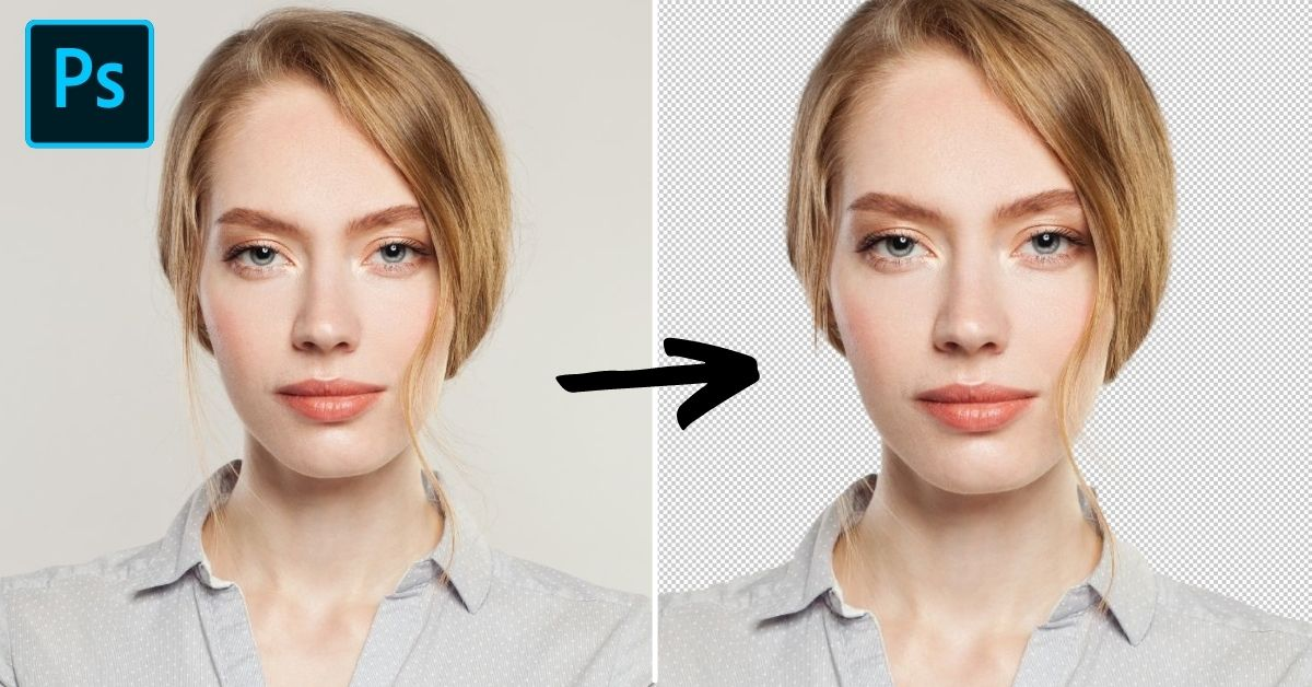How To Remove ANY White Background In Photoshop (5 Fast Ways)