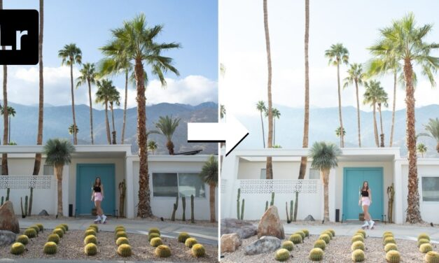 How To Make Photos Look Light & Airy In Lightroom (Fast!)